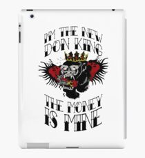 Conor Mcgregor Don King Money iPad Case/Skin