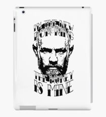 Conor Mcgregor Don King iPad Case/Skin