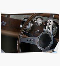 Vintage Bentley Poster