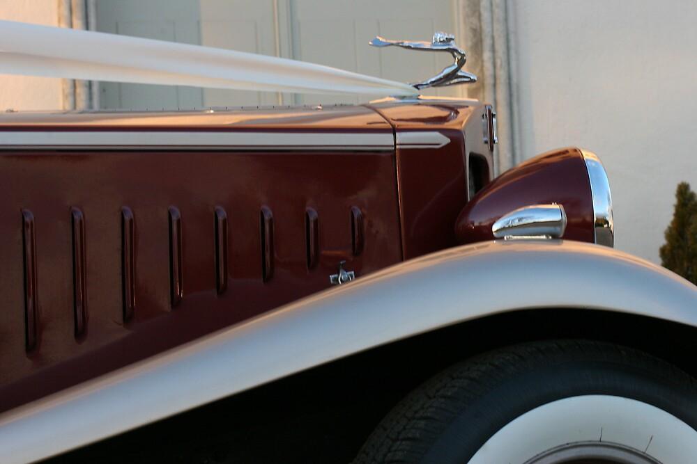 Bentley Wedding Car by Karen Bolitho