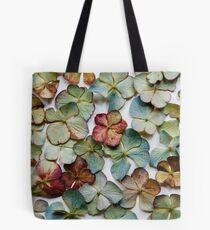Hydrangea Petals no. 2 Tote Bag
