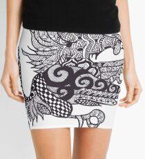 Gamecock Zen Mini Skirt