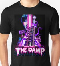 Don't Wake The Damp Sci Fi Poster T-Shirt