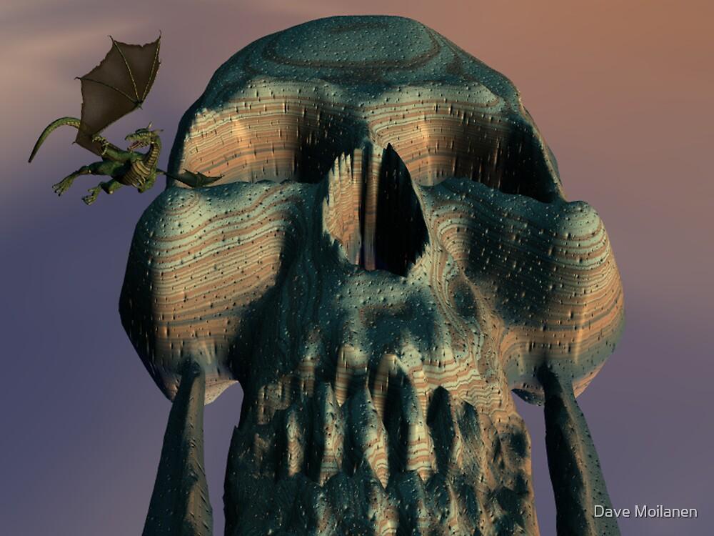 Evening At Skull Pointe by Dave Moilanen