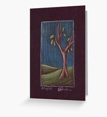 TREE Greeting Card