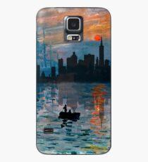 San Francisco Skyline 1 Case/Skin for Samsung Galaxy