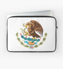 Coat of Arms of Mexico Laptop Sleeve