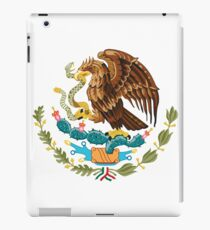 Coat of Arms of Mexico iPad Case/Skin