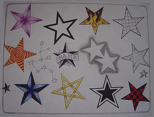STARZ by aries010