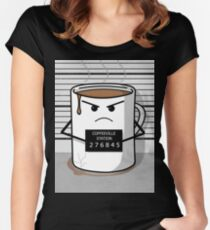 Mugshot Women's Fitted Scoop T-Shirt