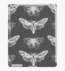 Geometric Moths - inverted iPad Case/Skin