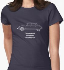 "Citroen DS Graphic art, ""Greatest invention since the car"" T-Shirt"
