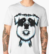 Terrier Dog Portrait Men's Premium T-Shirt