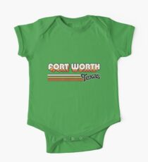 Fort Worth, TX   City Stripes Kids Clothes