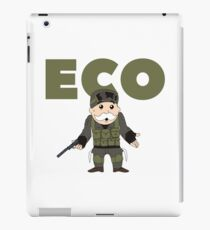 Counter-Strike Global Offensive and Monopoly Crossover - Hard Eco iPad Case/Skin
