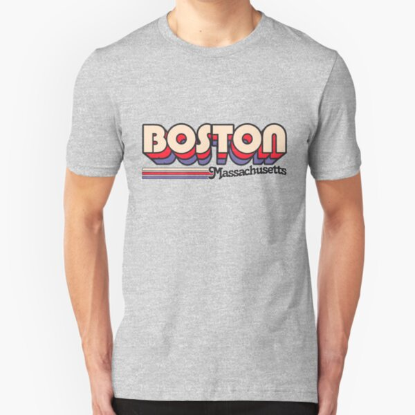 Boston Slim Fit T-Shirt
