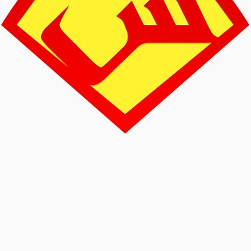 """Seen"" Shield by Shadi"
