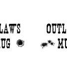 Outlaw's Mug by Silvia Ganora