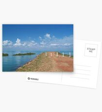 Town Beach, Old Jetty Postcards