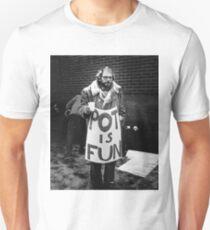 Ginsberg - Pot is Fun T-Shirt