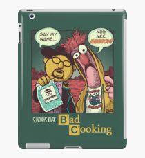 Bad Cooking iPad Case/Skin