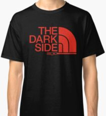 The Dark Side logo Classic T-Shirt