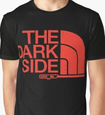 The Dark Side logo Graphic T-Shirt