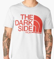 The Dark Side logo Men's Premium T-Shirt