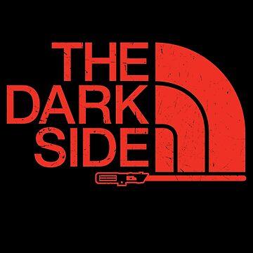 The Dark Side logo by DJKopet