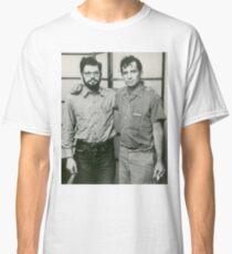 Jack Kerouac and Allen Ginsberg Classic T-Shirt