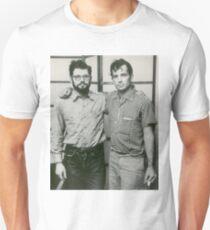 Jack Kerouac and Allen Ginsberg T-Shirt