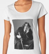 The Picture of Oscar Wilde Women's Premium T-Shirt