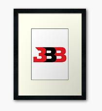 Big Baller Brand Merchandise Framed Print