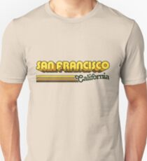 San Francisco, CA | City Stripes T-Shirt