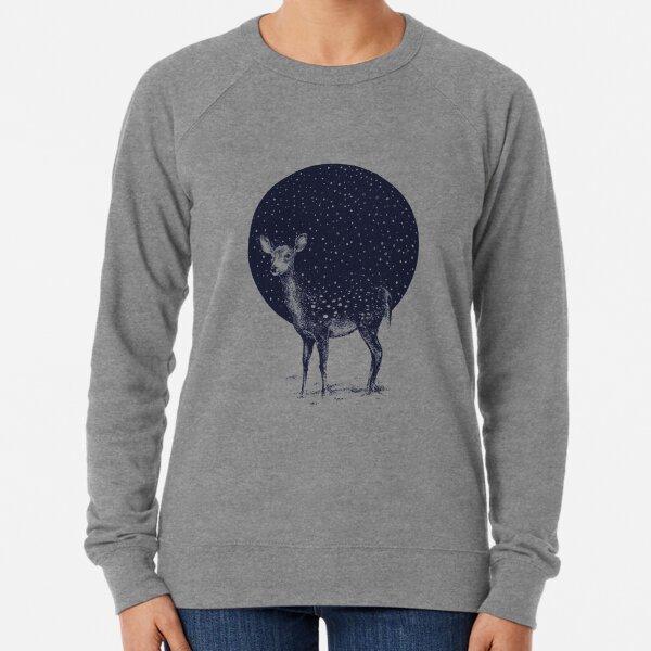 Snow Flake Lightweight Sweatshirt