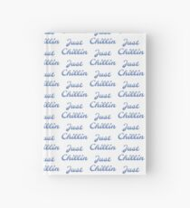 Just Chillin Hardcover Journal