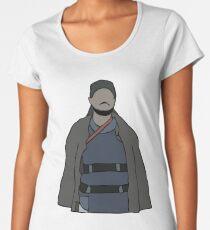 Omar The Wire Women's Premium T-Shirt