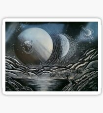 Planets!! Sticker