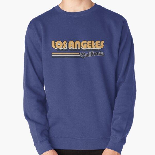 Los Angeles, CA | City Stripes Pullover Sweatshirt