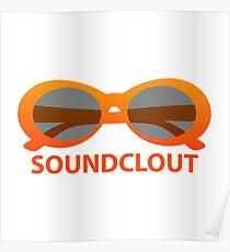 SoundClout - Clout goggles Poster