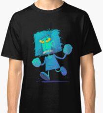 Angry Girl Classic T-Shirt