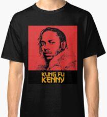 Kendrick Lamar - Kung Fu Kenny Art Classic T-Shirt