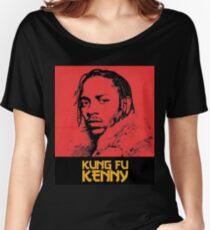 Kendrick Lamar - Kung Fu Kenny Art Women's Relaxed Fit T-Shirt