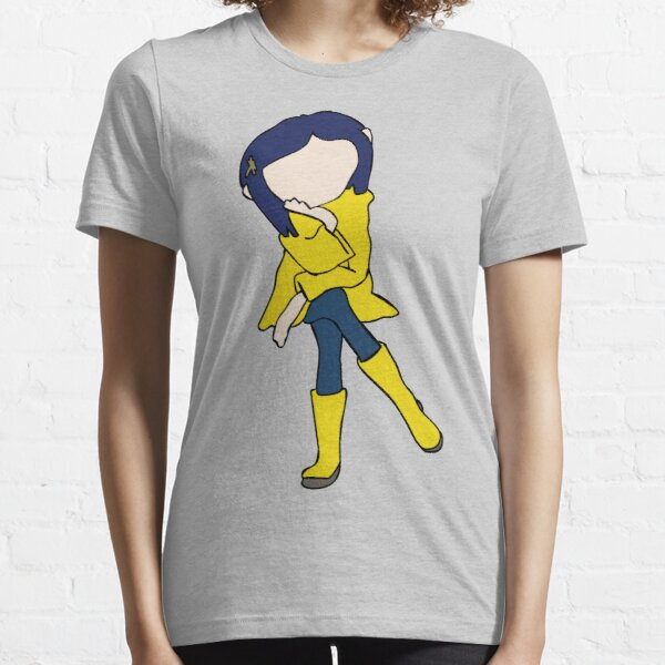 Coraline Camiseta esencial