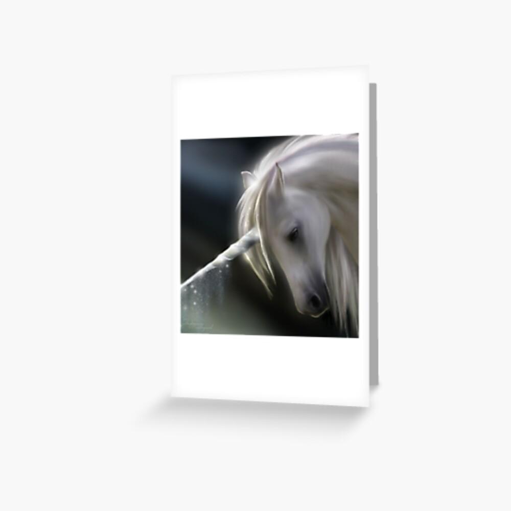 Monoceros Greeting Card