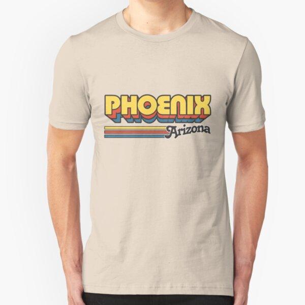 Phoenix, AZ | City Stripes Slim Fit T-Shirt