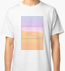 Desert Triple Panel Classic T-Shirt
