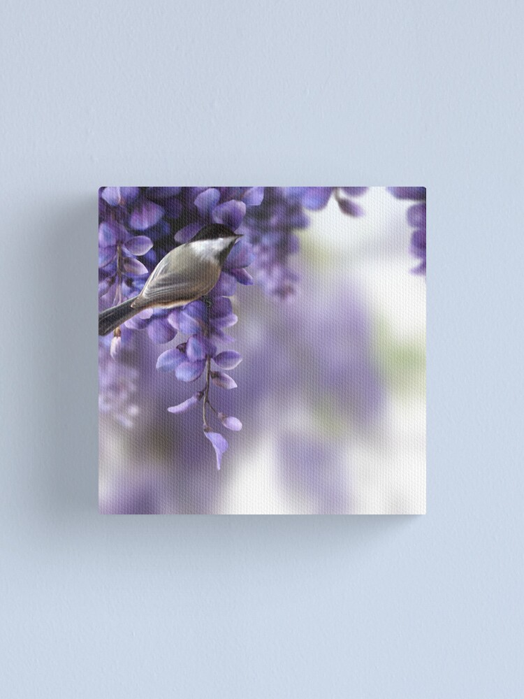 Alternate view of The Sweetness of Spring Canvas Print