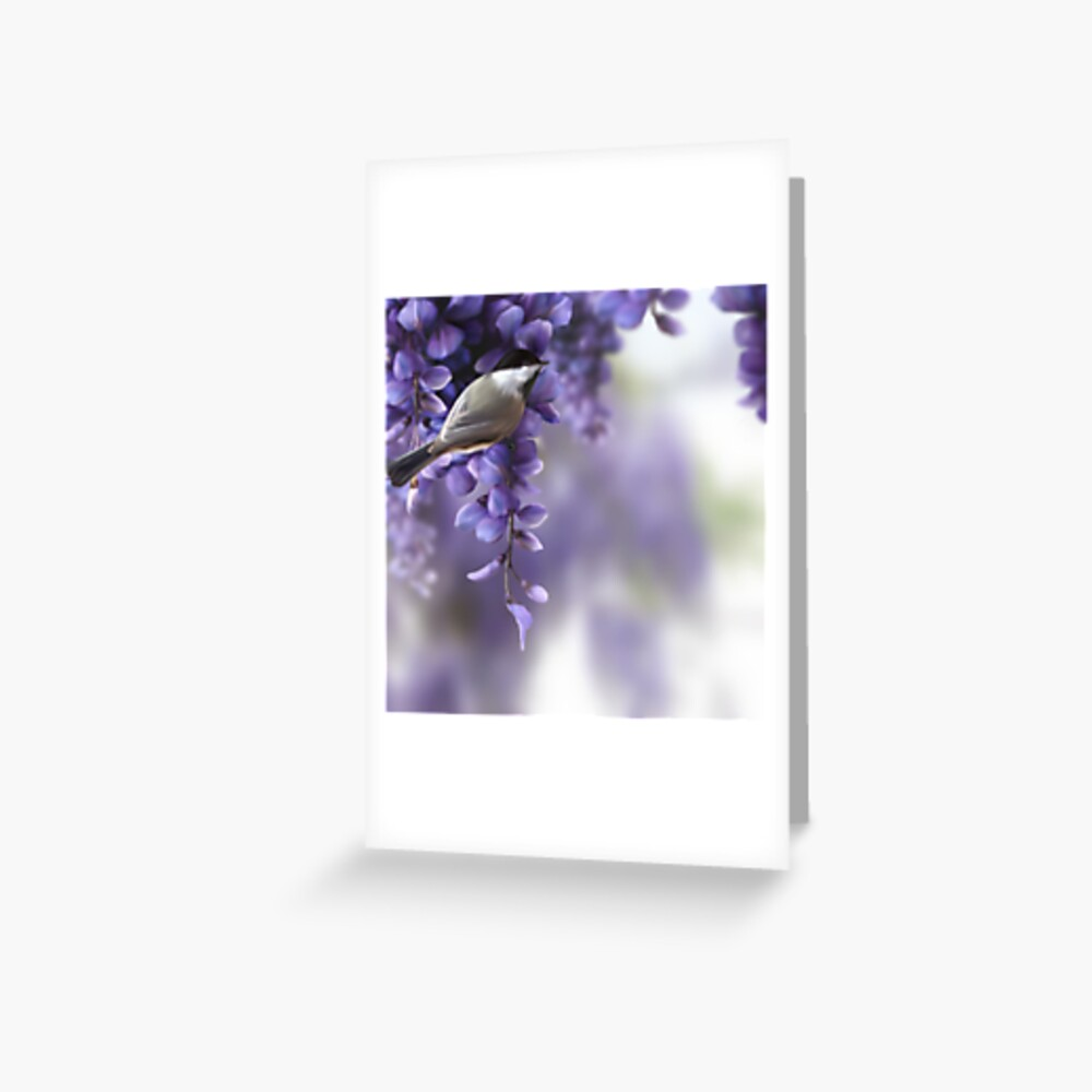 The Sweetness of Spring Greeting Card