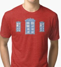 Time and Relative Dimension in Space Tri-blend T-Shirt